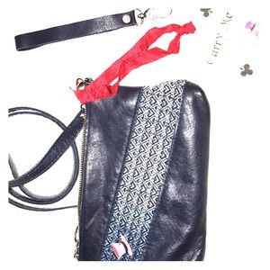 Mad hatter warped and woven Hartley rare bag
